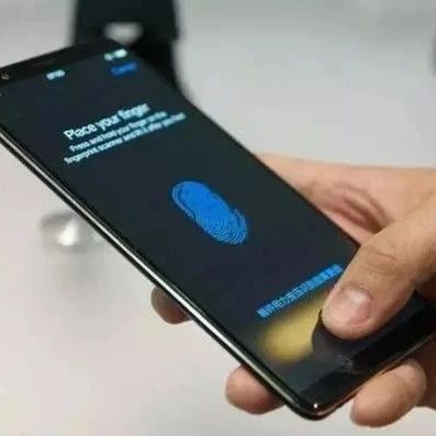 传苹果仍在继续研发iPhone屏下指纹技术