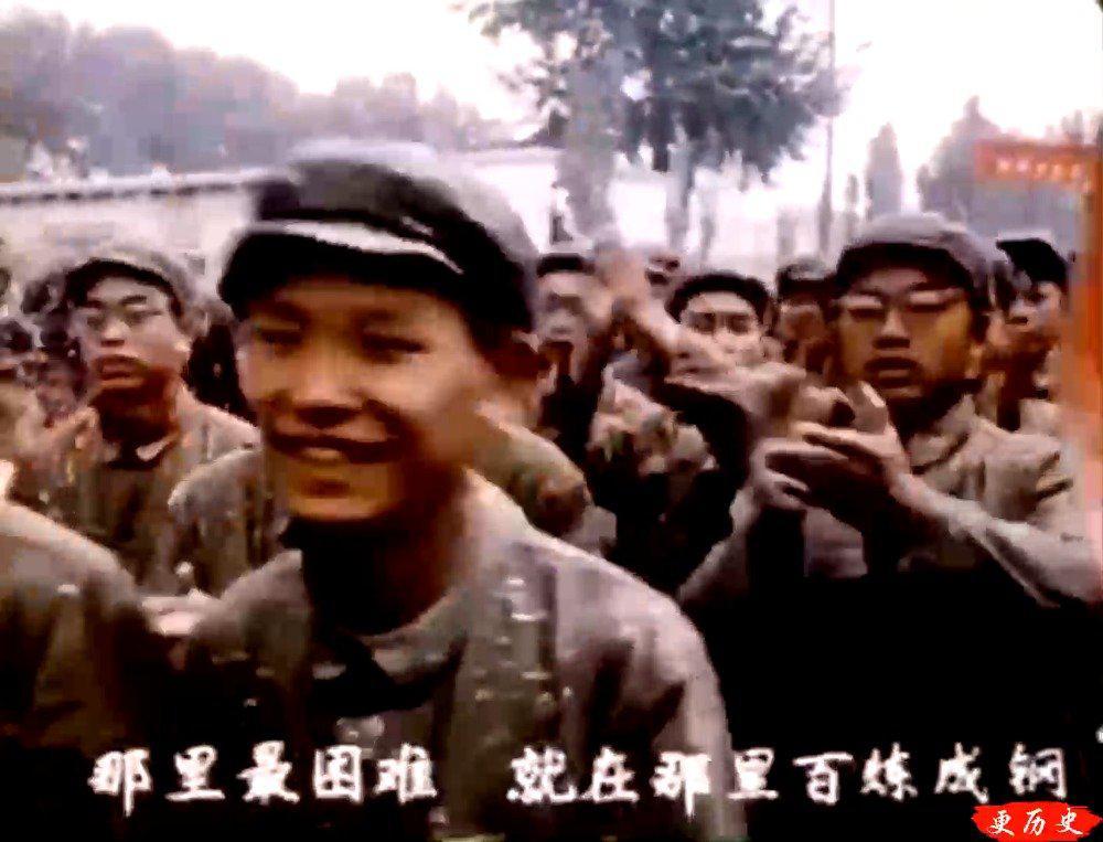1965年,上海青年支援新疆建设,那是个激情燃烧的岁月