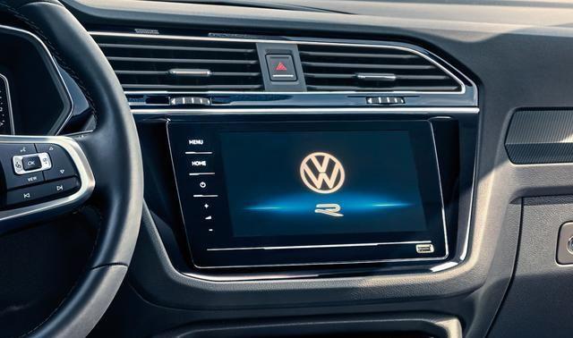 大降3万:21款途观L低调上市,注意方向盘有变化,跟豪车同款