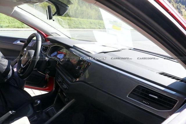 全新Polo海外曝光,车头变化明显,或引入1.0T动力