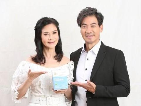 《多情》翁家明合体老婆俞小凡 变韩系欧爸女儿都说帅
