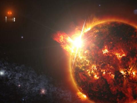 """挑战了传统认知!""""心电图""""发现富锂巨星比之前认为的还要""""老"""""""