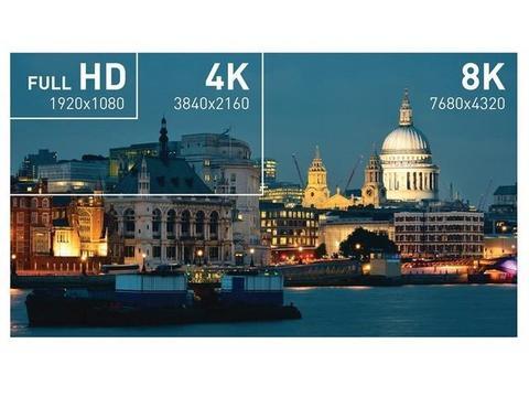 「科技犬」巨屏8K电视对比真4K投影仪,沉浸式观影谁更好