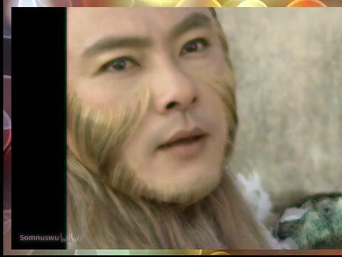 张卫健这首粤语歌真好听,当年很流行,这部剧里蔡卓妍真美!