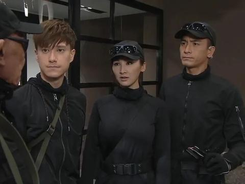 TVB新剧《C9特工》圆满落幕,这反转你猜中了几个?