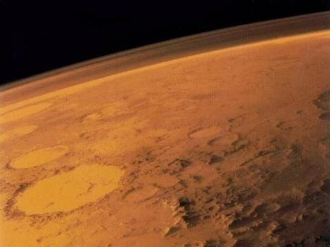 """火星车传回来岩石照片多位科学家表明有""""生命""""存在证据"""