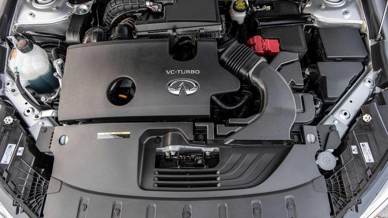 提供黑化外观选装包 配置小幅提升 新款英菲尼迪QX50官图发布