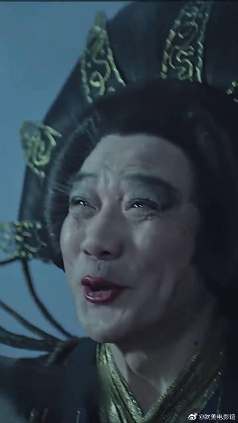 《倩女幽魂人间情》,这位黑山老妖演绎的太好了