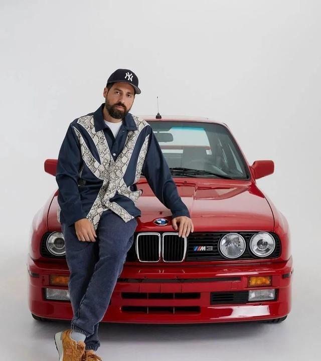 万物皆可联名!KITH x BMW 完整释出,系列服饰即将登场!