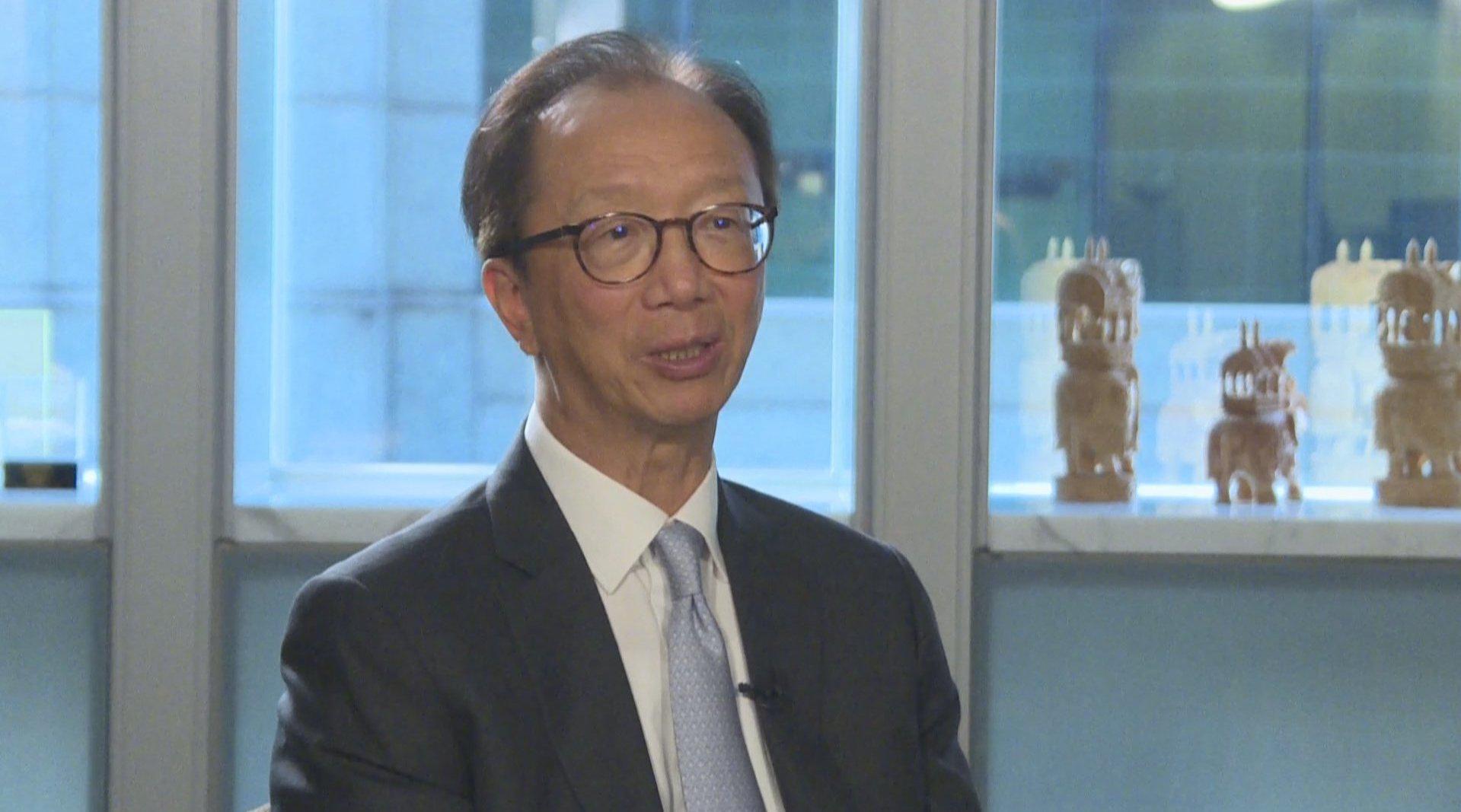 专访南丰集团董事长兼行政总裁 香港特区前财政司长梁锦松
