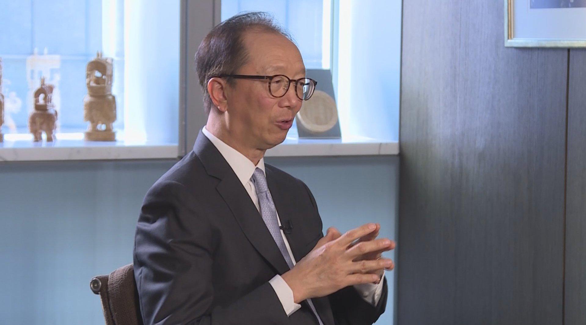 梁锦松:香港特区可以用好用足深圳先行先试的红利