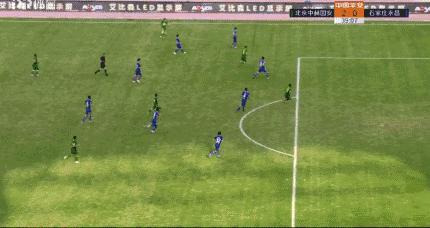 国安4-0永昌:费尔南多梅开二度,巴坎布上演快乐足球
