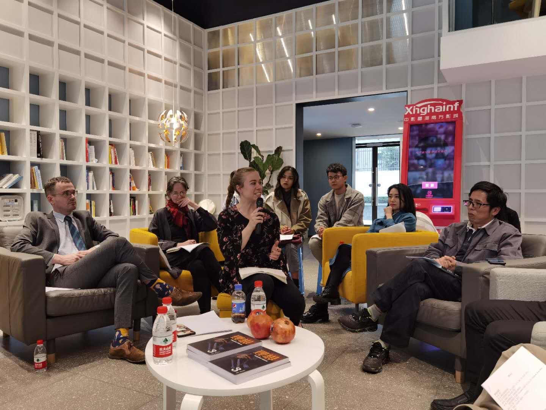 """成都开展""""鹤林国际市民诗会"""",让诗歌走向大众 促进中外诗人交流"""