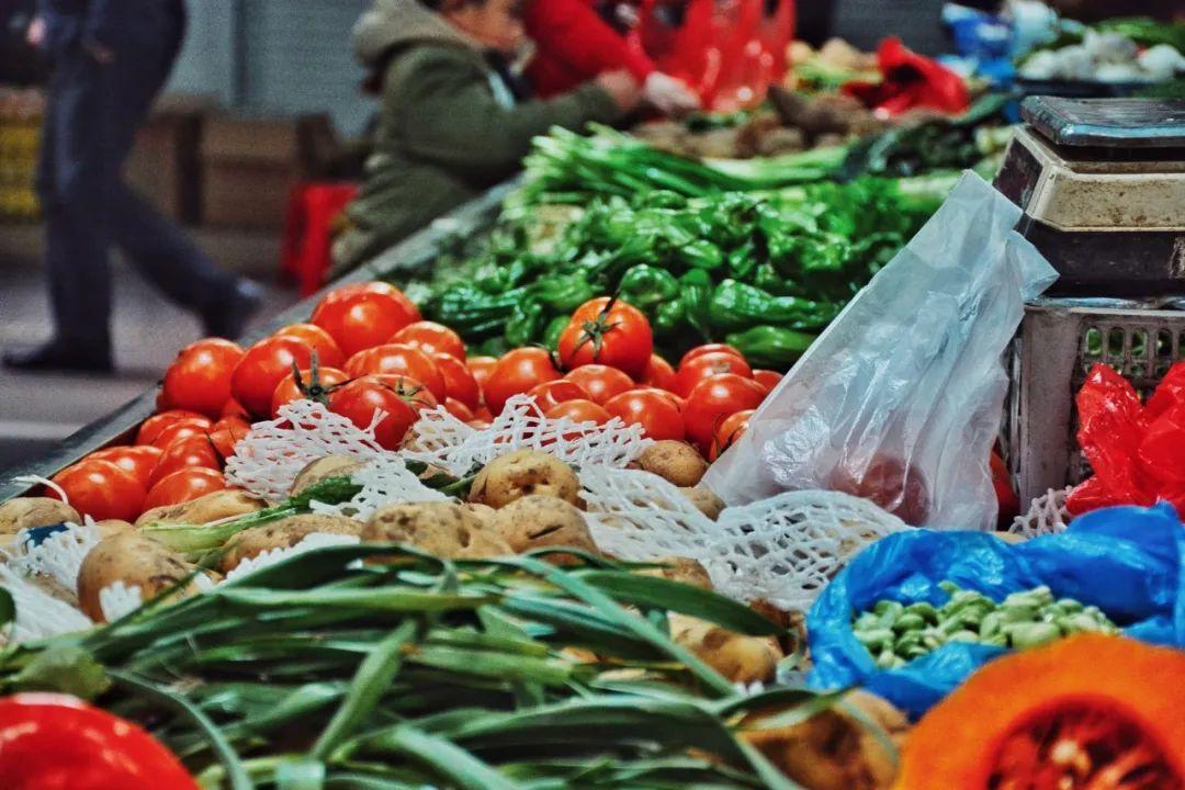 新时代,我们需要怎样的菜市场?图片