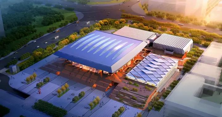 重庆高校最大体育场馆进入主体结构施工 预计2022年建成