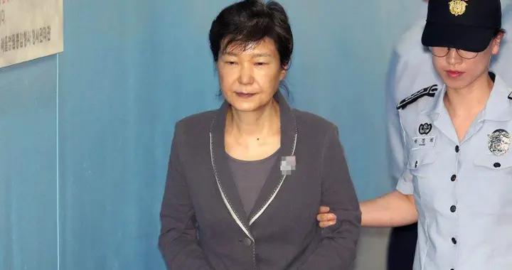 """狱中写信遭举报后,朴槿惠收到一好消息,韩国检方""""网开一面"""""""
