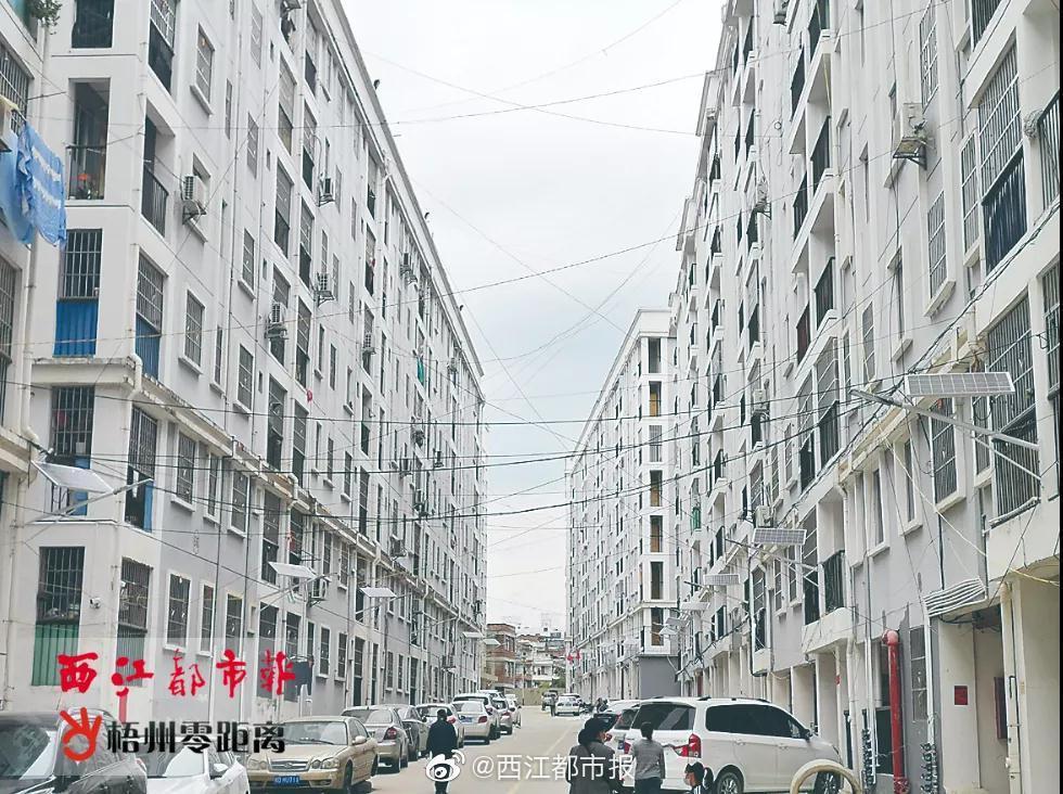 龙珠路廉租房小区将设大门封闭管理……