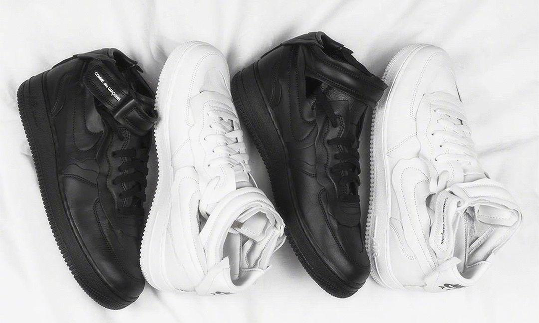 时装品牌 COMME des GARÇONS 再度与 Nike