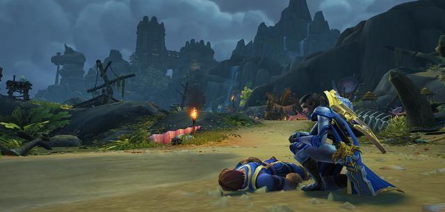 魔兽世界前夕版本变香,捏脸功能被玩坏,这才是玩家要的游戏?