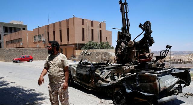 利比亚国民军元气恢复,美国又偏袒土耳其,指责俄罗斯雇佣兵参战