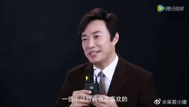 费玉清综艺节目后台采访,这口才幽默不愧是金钟奖最佳主持人!