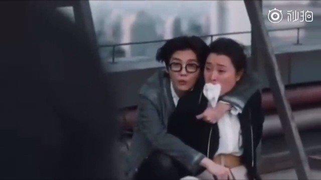 《在劫难逃》鹿晗x赵彬彬 鹿晗和木木三演技绝了!!太贴合了吧!