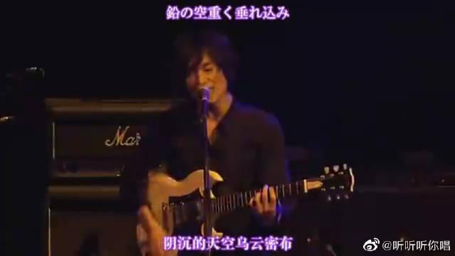 银魂与摇滚更配哦,日本摇滚乐队does现场版银魂op「阴天」