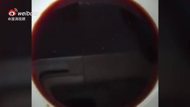 上海 男子沃尔玛购买一桶海天酱油……