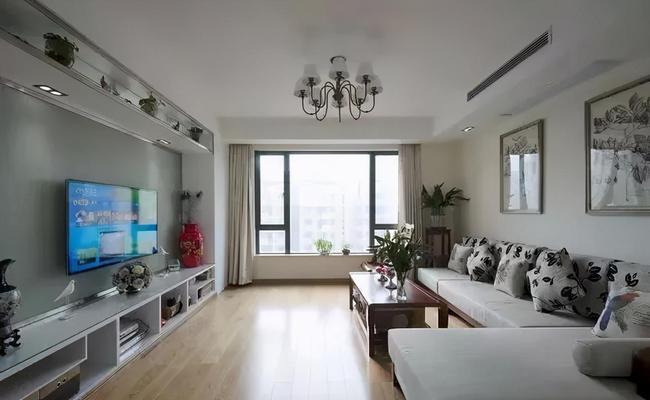 终于入住新家,全屋整洁敞亮,主卧装了两扇门,实用极了!