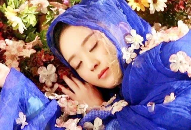 古装剧中的睡美人,前4位个个文雅,谁知看到杨紫,让人心动了