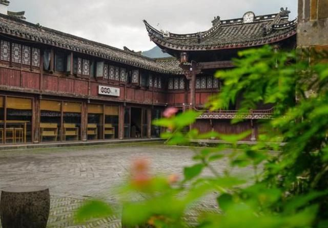 浙江的廿八都,富足了数百年,至今仍保存着完整的古建筑群
