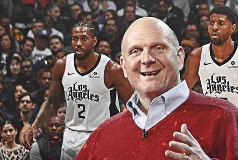 NBA老板身价排行,鲍尔默744亿高居第1,乔丹第16,第2出人意料