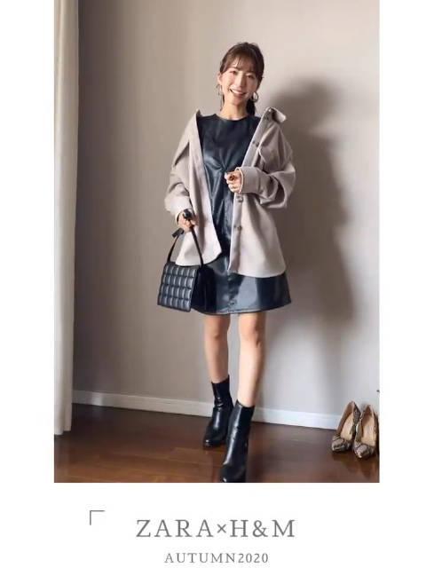 ❤︎ 穿搭种草 ❤︎ 日本时尚达人用ZARA……