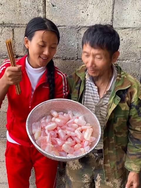 淋可可:今天吃鱼泡