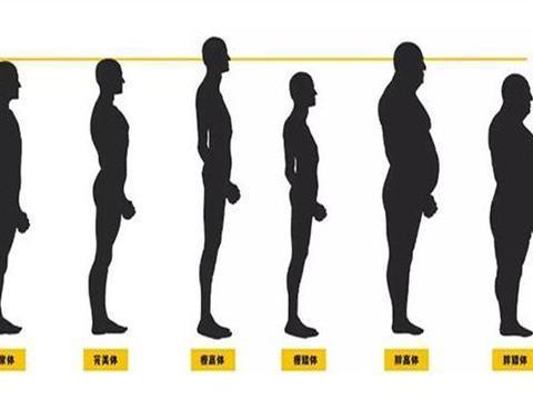 健身者的身形不同,决定着健身方式不同,应该针对性训练