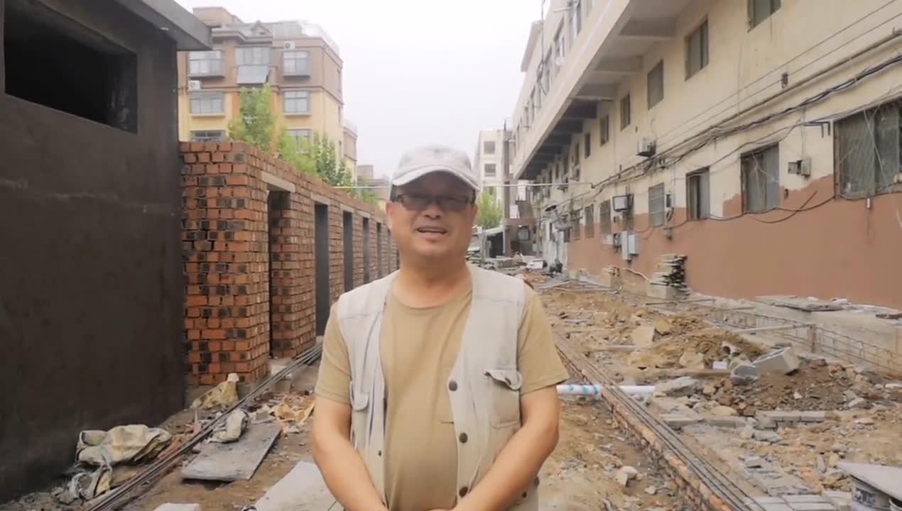 先改里子再改面子,枣庄兴仁街道老旧小区改造纪实