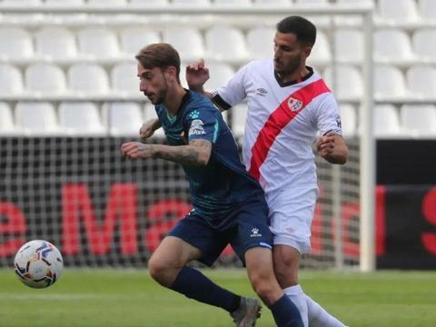 西班牙人客场0:1遭到巴列卡诺绝杀,三连胜被对手终结。