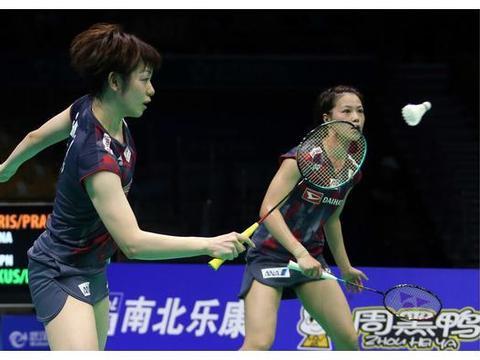 日本女双成功夺冠!收获55500美元奖金,轰出111多拍相持