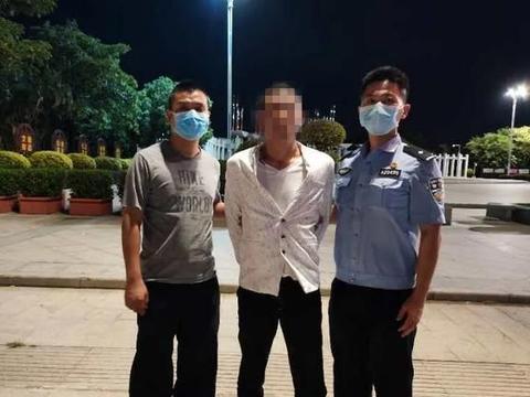 涵江警方5小时快速追踪,抓获抢夺金首饰嫌疑人!