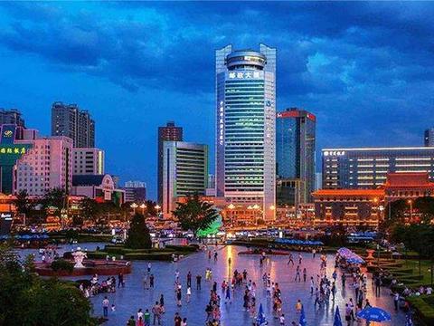 山西省太原市的2020上半年GDP来看,更接近几线城市?