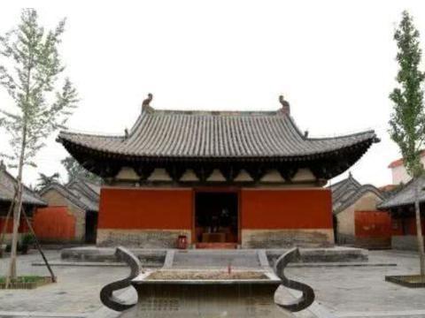 保存较为完整的古建筑群之一,就在河南省济源,一起来看看吧