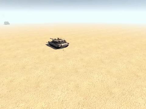 99A主战坦克VS鹰酱的最强坦克M1A2,谁更强一点?
