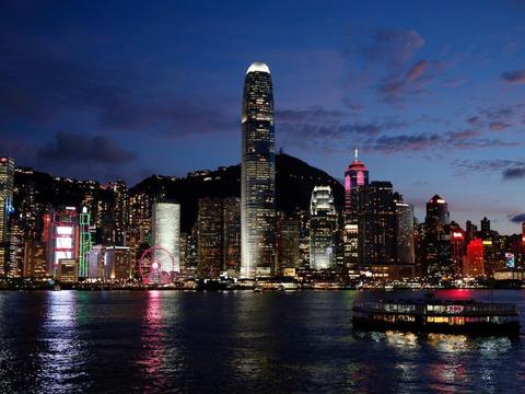 香港9月份入境游客人数较去年同期下降99.7%