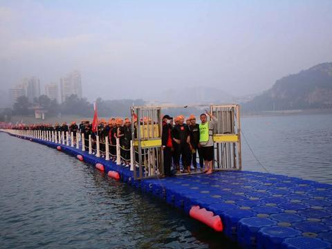 2020连云港226公里超级铁人三项赛圆满落幕