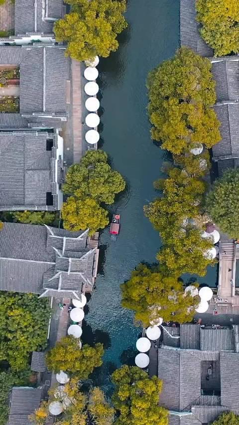 乾隆皇帝六下江南必到的千年古镇——惠山古镇