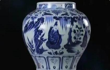 一只普通的罐子,找人鉴定为元青花,大叔自估100万,怎样?