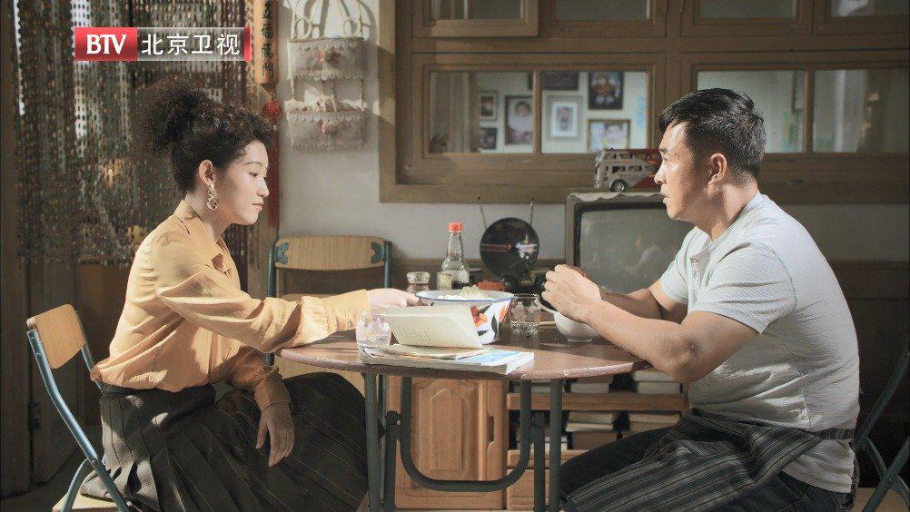 美华@苏青 劝大胜@那志东 和姐姐离婚……