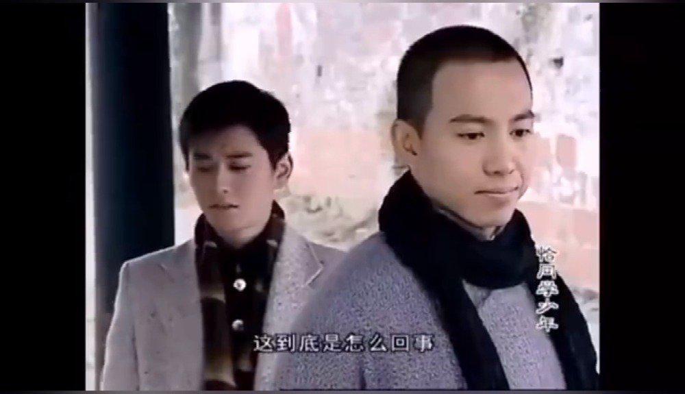 《恰同学少年》钱枫年轻时是真心帅!