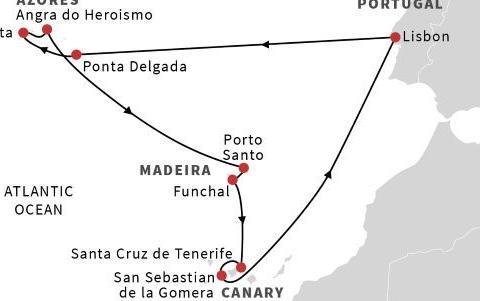 葡萄牙政府计划新建海缆连接亚速尔和马德拉地区