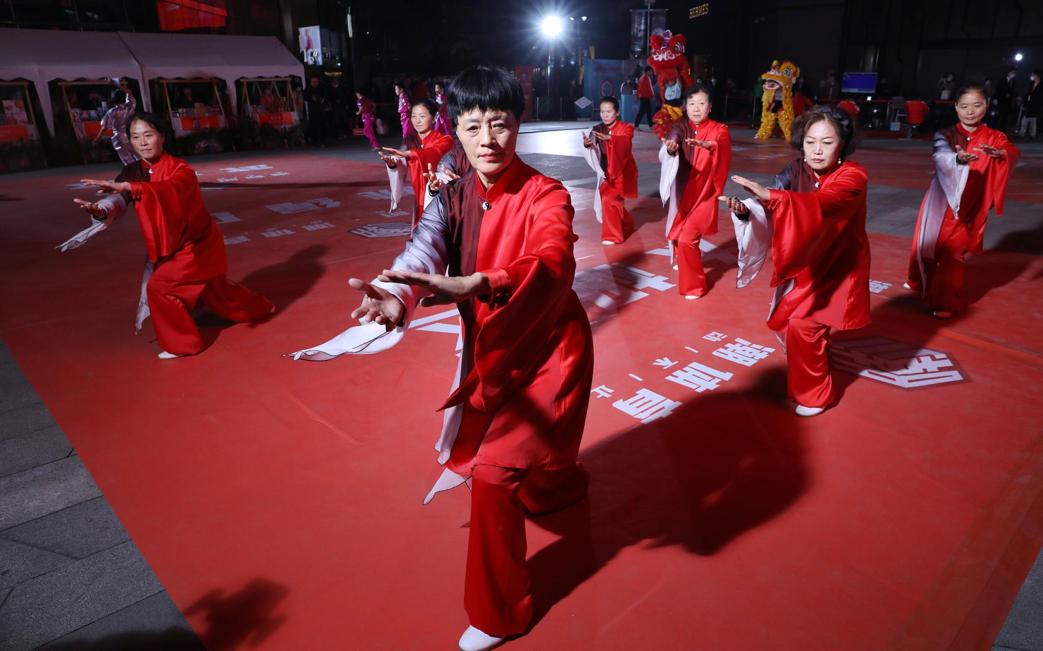北京朝阳全民健身活动首次引入电竞,年底前周周有活动图片